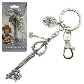 Kingdom Hearts Oblivion Keyblade Pewter Key Ring <キングダム ハーツ キーリング>