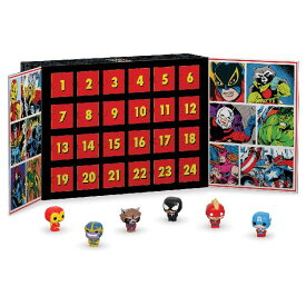 ■[FUNKO(ファンコ)] FUNKO ADVENT CALENDAR: Marvel - Marvel Themed Advent Calendar <マーベル アドベントカレンダー>