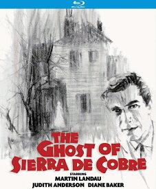 新品北米版Blu-ray!【シェラ・デ・コブレの幽霊】 The Ghost of Sierra de Cobre Special Edition [Blu-ray]!<幻のホラー映画>
