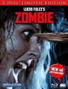 新品北米版Blu-ray!【サンゲリア】 Zombie Cover B <Splinter> 3-Disc Limited Edition (2 Blu-ray + CD)!<日本語字幕><ルチオ…