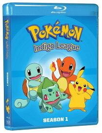 新品北米版Blu-ray!【ポケモン/ポケットモンスター】 Pokemon Indigo League Season 1 [Blu-ray]!<英語音声>