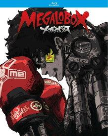 新品北米版Blu-ray!【Megalobox】全13話