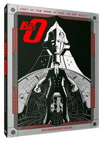 ■予約■新品北米版Blu-ray!【THEビッグオー】 全26話!<スチールブック仕様>