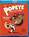 ■予約■新品北米版Blu-ray!【ポパイ 40年代短編アニメコレクションVol.2】 Popeye The Sailor: The 1940s Volume 2 …