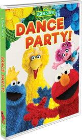 ■予約■SALE OFF!新品北米版DVD!【セサミ・ストリート】 Sesame Street: Dance Party!