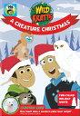 SALE OFF!新品北米版DVD!Wild Kratts: A Creature Christmas <ワイルド・クラッツ>
