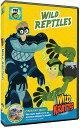 SALE OFF!新品北米版DVD!Wild Kratts: Wild Reptiles <ワイルド・クラッツ>