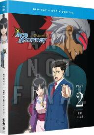 ■予約■新品北米版Blu-ray!【逆転裁判~その「真実」、異議あり! ~(第2期)】 【2】第13話〜第23話