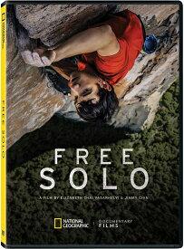 新品北米版DVD!【フリーソロ】 Free Solo!<クライミング・ドキュメンタリー>