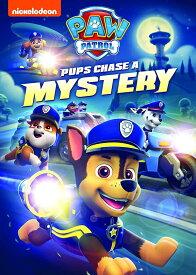 新品北米版DVD!Paw Patrol: Pups Chase a Mystery <パウ・パトロール>