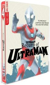 新品北米版Blu-ray!【帰ってきたウルトラマン:コンプリート・シリーズ】 Return of Ultraman The Complete Series [Blu-ray] Limited SteelBook Edition!