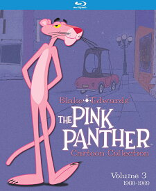 新品北米版Blu-ray!【ピンクパンサー:カートゥーン・コレクション3】 The Pink Panther Cartoon Collection: Volume 3 (1968-1969)!