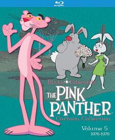 新品北米版Blu-ray!【ピンクパンサー:カートゥーン・コレクション5】 The Pink Panther Cartoon Collection: Volume 5: 1976-1978!