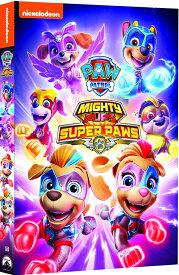 ■予約■新品北米版DVD!PAW Patrol: Mighty Pups: Super PAWS <パウ・パトロール>
