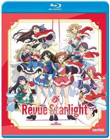 ■予約■新品北米版Blu-ray!【少女☆歌劇 レヴュースタァライト】 全12話!