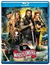 ■予約■【WWE レッスルマニア36】WWE: WrestleMania 36 [Blu-ray]!<アメリカ盤>