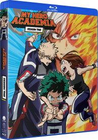 新品北米版Blu-ray!【僕のヒーローアカデミア 第2期】 全25話!