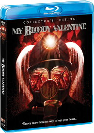 新品北米版Blu-ray!【血のバレンタイン:コレクターズ・エディション】 My Bloody Valentine: Collector's Edition[Blu-ray]!