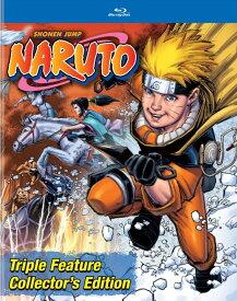 新品北米版Blu-ray!『劇場版NARUTO-ナルト- 大活劇!雪姫忍法帖だってばよ!!』『劇場版NARUTO-ナルト- 大激突!幻の地底遺跡だってばよ』『劇場版NARUTO-ナルト- 大興奮!みかづき島のアニマル騒動だってばよ』