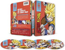 新品北米版Blu-ray!【ドラゴンボールZ】【6】 (第166話〜第194話) <スティールブック>