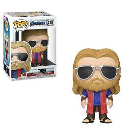 [FUNKO(ファンコ)] FUNKO POP! MARVEL: Avengers Enadgame - Thor <アベンジャーズ/エンドゲーム>