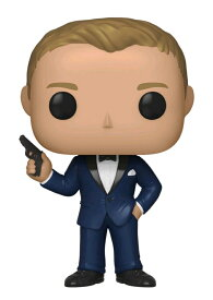 [FUNKO(ファンコ)] FUNKO POP! MOVIES: James Bond - Daniel Craig (Casino Royale) <ジェームズ・ボンド/ダニエル・クレイグ>