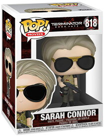 ■予約■[FUNKO(ファンコ)] FUNKO POP! MOVIES: Terminator: Dark Fate - Sarah Connor (Styles May Vary) <ターミネーター:ニュー・フェイト> ※フィギュアのご指定はできません