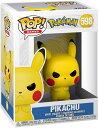 ■予約■[FUNKO(ファンコ)] FUNKO POP! GAMES: Pokemon - Pikachu <ポケモン/ポケットモンスター/ピカチュウ>