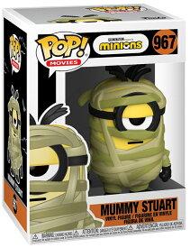 ■予約■[FUNKO(ファンコ)] FUNKO POP! MOVIES: Minions - Mummy Stuart <ミニオンズ>