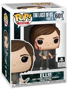 ■予約■[FUNKO(ファンコ)] FUNKO POP! GAMES: The Last Of Us - Ellie <ザ・ラスト・オブ・アス>