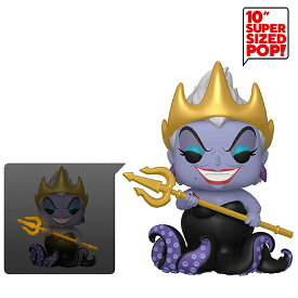 "[FUNKO(ファンコ)] FUNKO POP! DISNEY: Little Mermaid - Ursula 10""(約25cm) <リトル・マーメイド/ディズニー> スーパーサイズ!"