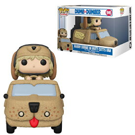 ■予約■[FUNKO(ファンコ)] FUNKO POP! RIDE: Dumb & Dumber-Harry w/ Mutts Cutts Van <Mr.ダマー>
