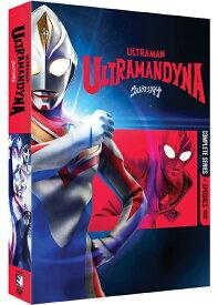 ■予約■新品北米版DVD!『ウルトラマンダイナ:コンプリート・シリーズ (全51話)』+『ウルトラマンティガ&ウルトラマンダイナ 光の星の戦士たち』+『ウルトラマンダイナ 帰ってきたハネジロー』