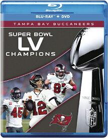 ■予約■新品Blu-ray!【NFL第55回スーパーボウル】 NFL Super Bowl LV Champions [Blu-ray/DVD]!