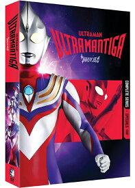 ■予約■新品北米版DVD!『ウルトラマンティガ:コンプリート・シリーズ (全52話)』+『ウルトラマンティガ外伝 古代に蘇る巨人』