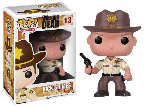 [FUNKO(ファンコ)フィギュア] Funko Pop! Television: The Walking Dead - Rick Grimes<ウォーキング・デッド>