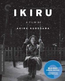 新品北米版Blu-ray!【生きる】<黒澤明監督作品>