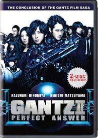 新品北米版DVD!【GANTZ PERFECT ANSWER】 Gantz II: Perfect Answer!