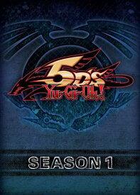新品北米版DVD!【遊☆戯☆王5D's】【1】第1話〜第64話 <英語音声> 遊戯王