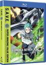 新品北米版Blu-ray!【交響詩篇エウレカセブンAO】全24話+OVA『ユングフラウの花々たち』!