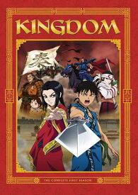 新品北米版DVD!【キングダム 第1シリーズ】全38話!