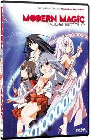 新品北米版DVD!【よくわかる現代魔法】全12話+OVA!
