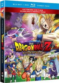 新品北米版Blu-ray!【ドラゴンボールZ 神と神】<劇場公開版よりも20分長いアンカットバージョン>+<劇場公開版>