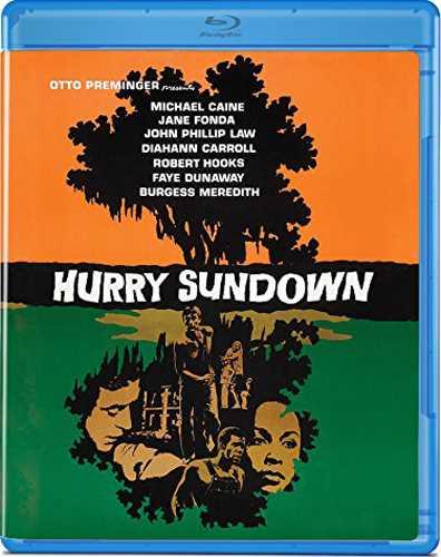 新品北米版Blu-ray!【夕陽よ急げ】 Hurry Sundown [Blu-ray]!<オットー・プレミンジャー>