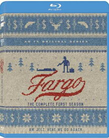 新品北米版Blu-ray!【FARGO/ファーゴ:シーズン1】 Fargo: Season 1 [Blu-ray]!