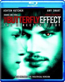 新品北米版Blu-ray!【バタフライ・エフェクト】 The Butterfly Effect (Director's Cut & Theatrical Version) [Blu-ray]!