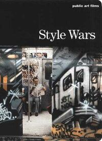 新品北米版DVD!【スタイルウォーズ】 Style Wars (2 Discs)!