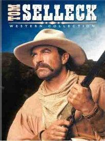 新品北米版DVD!Tom Selleck Western Collection [3 Discs]!