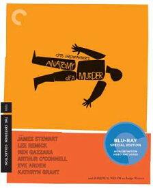 新品北米版Blu-ray!【或る殺人】 Anatomy of a Murder (Criterion Collection) [Blu-ray]!
