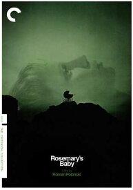 新品北米版DVD!【ローズマリーの赤ちゃん】 Rosemary's Baby (The Criterion Collection) !